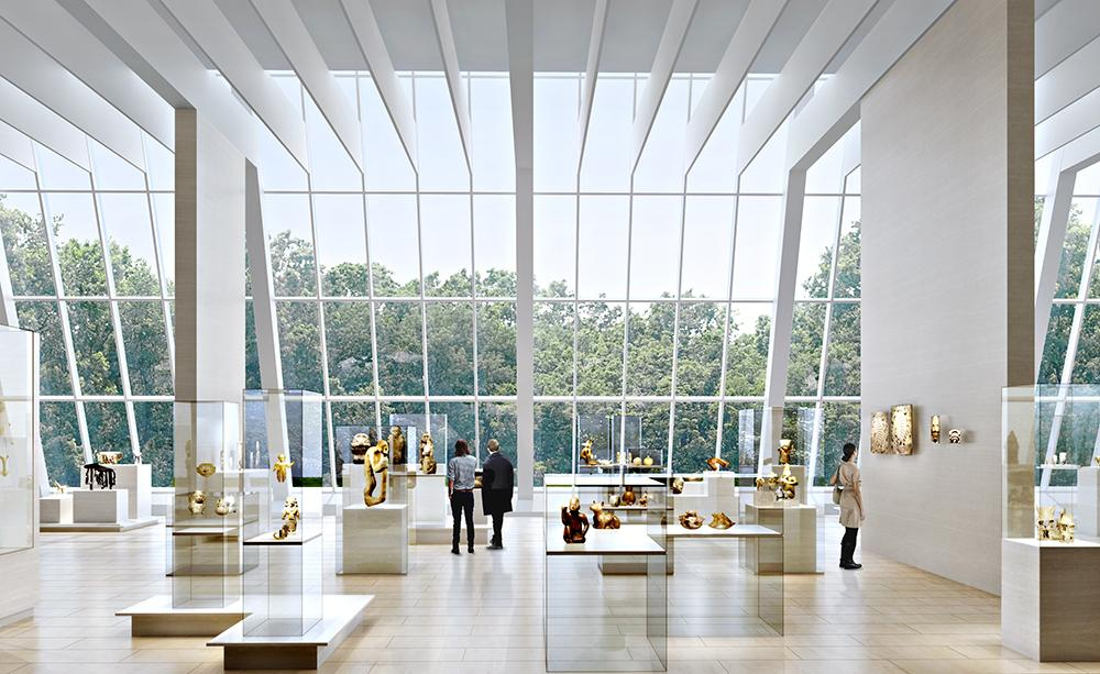 The Met AAOA renovation render