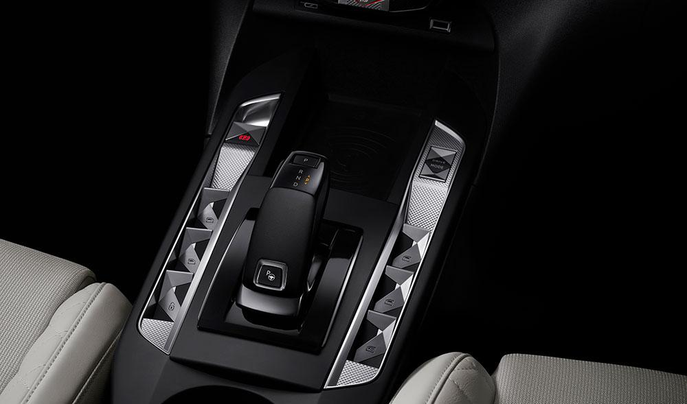 DS3 Crossback driver controls