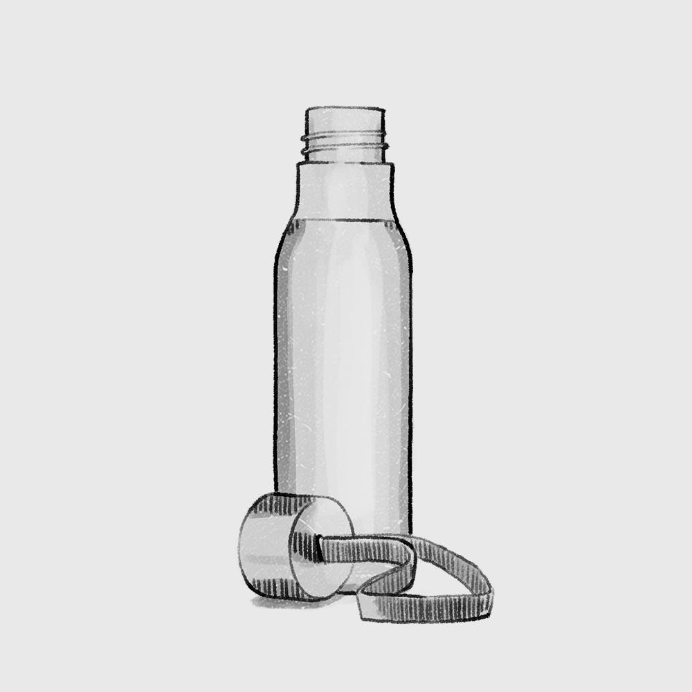Water bottle by Eva Solo