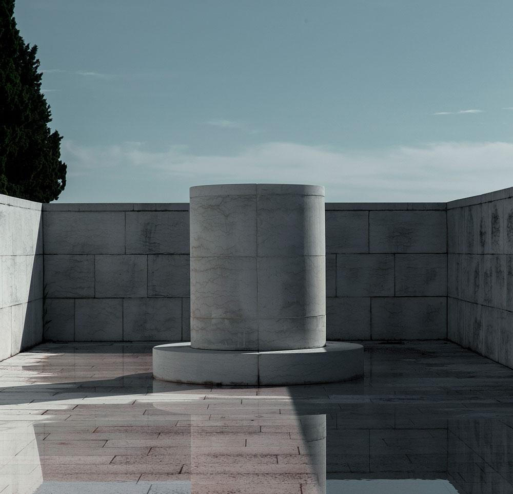 San Michele cemetery ossuary by David Chipperfield Architects