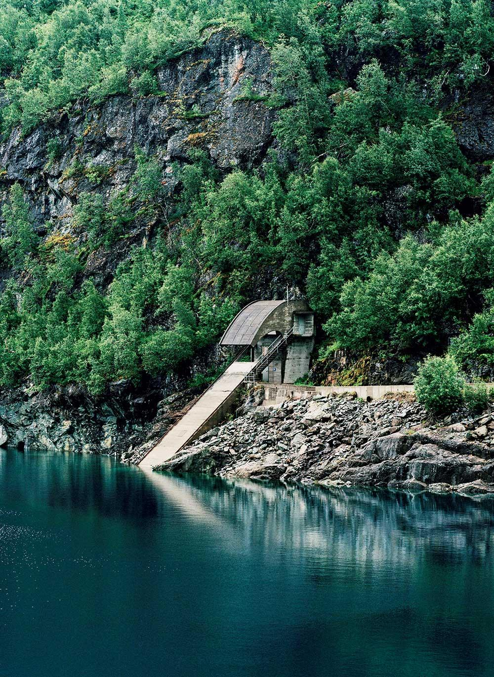 Suldal hydroelectric complex