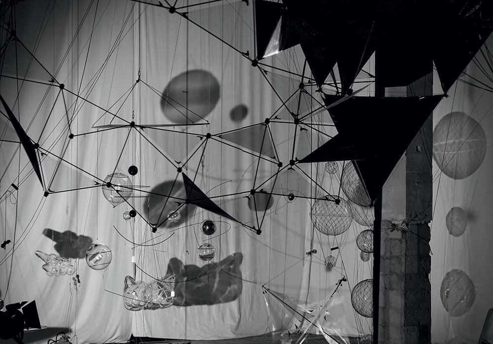 Tomás Saraceno A Thermodynamic Imaginary