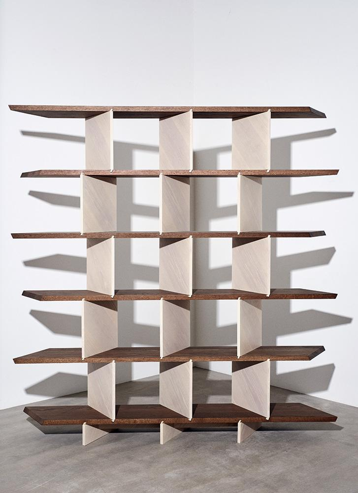 Musical Shelf, by Martino Gamper, for English National Ballet