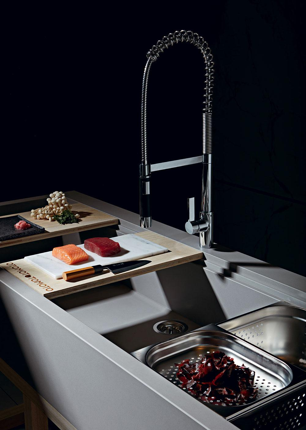OTOMOTO Kitchen Sink System by Ryan Gander and Tony Chambers
