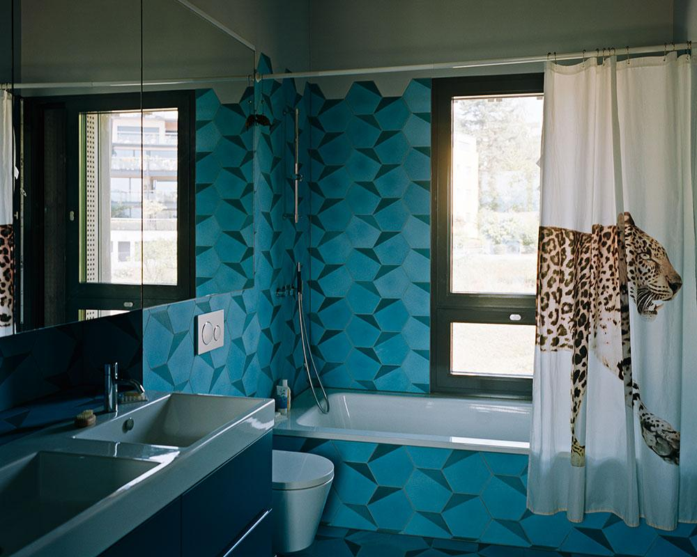 Baier Bischofberger Architects bathroom