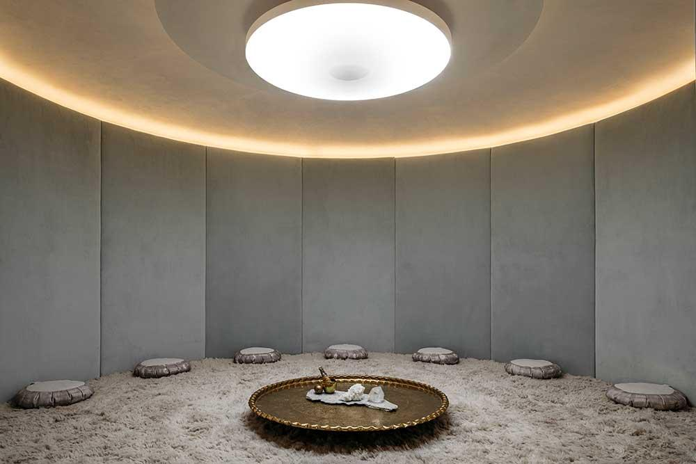 The Well meditation room, New York