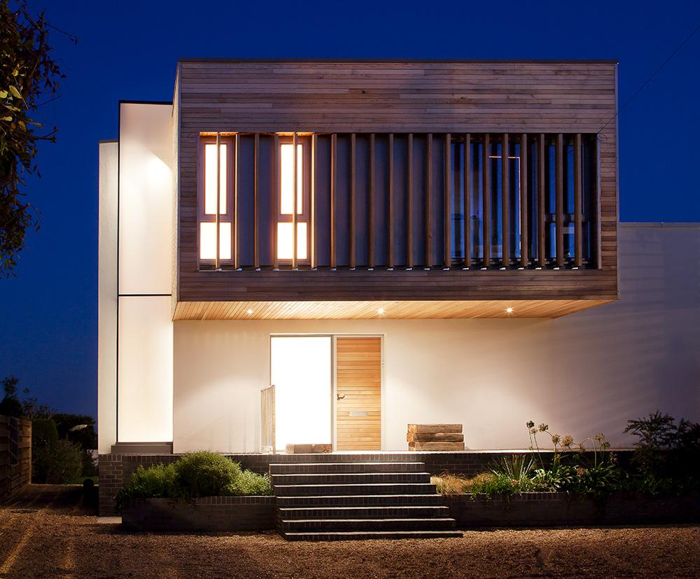 John Pardey Architects Pooley House exterior