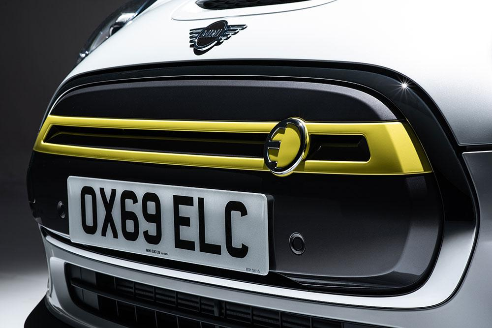 Mini Electric closed grille