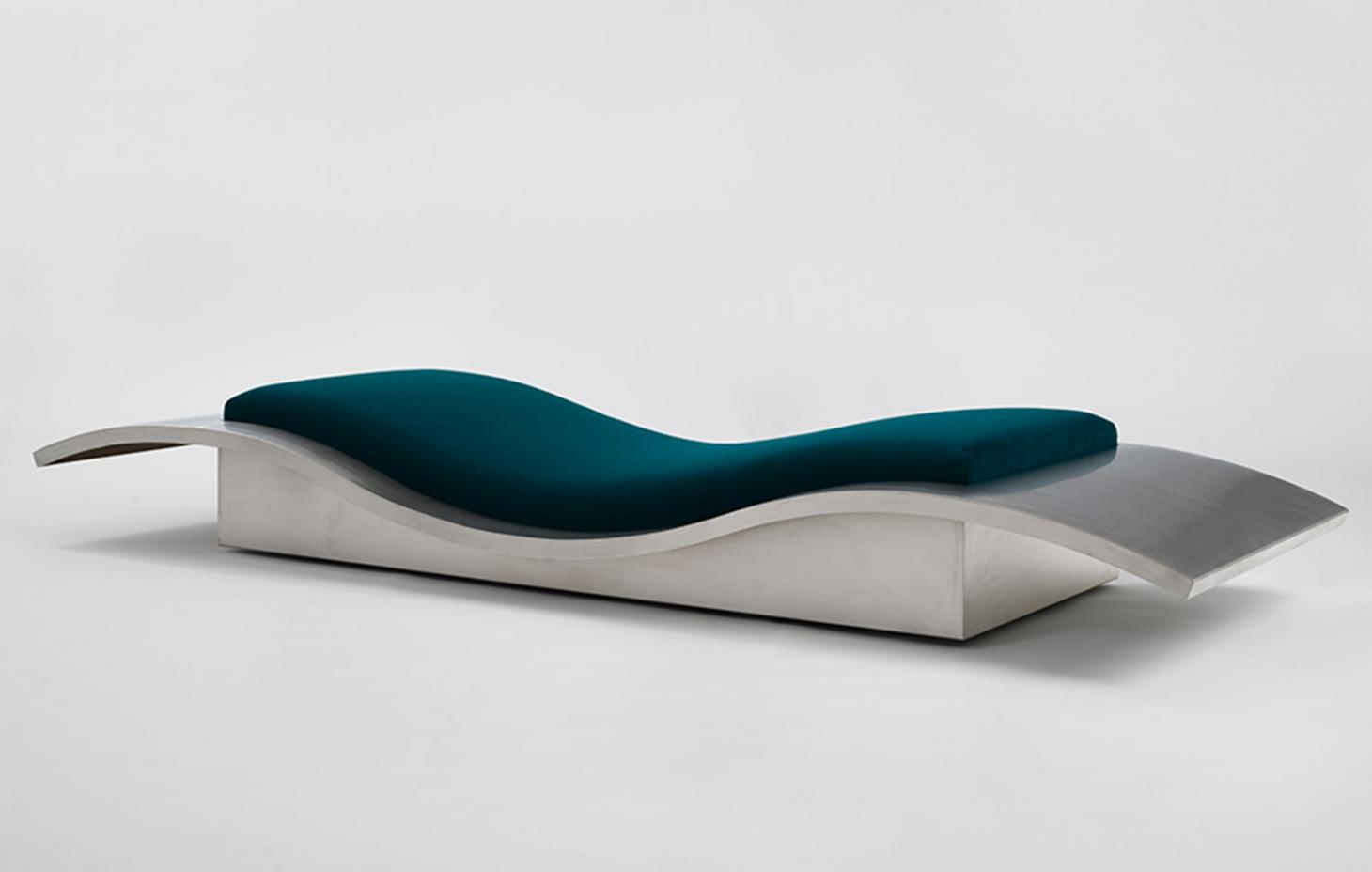 daybed flying carpet by maria pergay