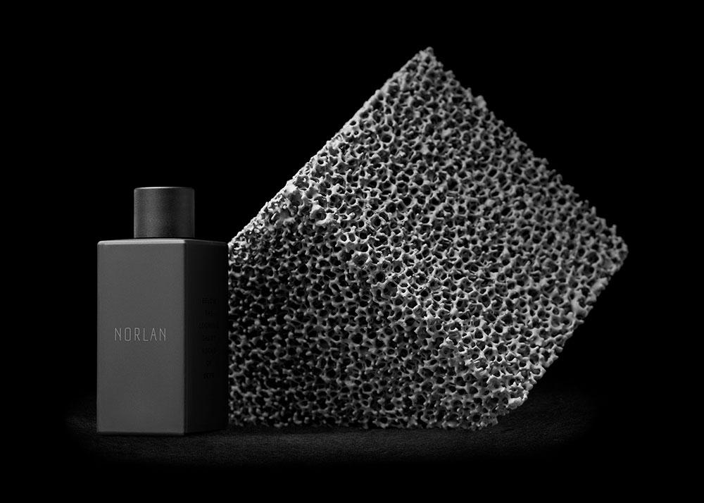 Norlan Vam Monolith diffuser and bottle
