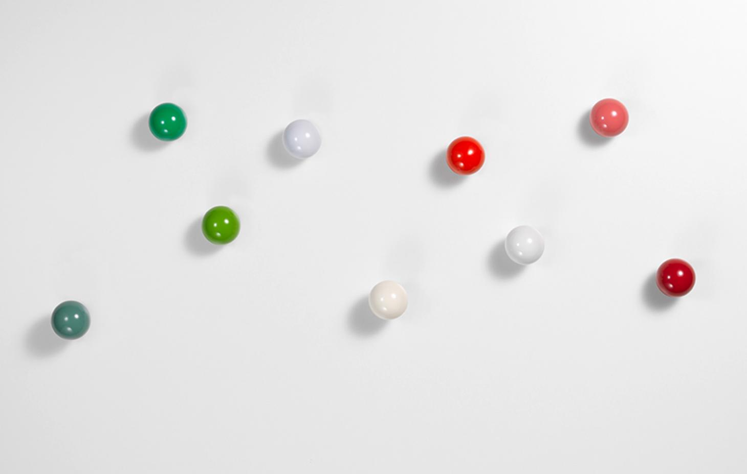 Coat dots by Hella Jongerius for Vitra