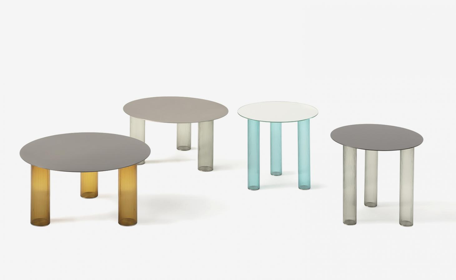 Echino Table by Sebastian Herkner for Zanotta