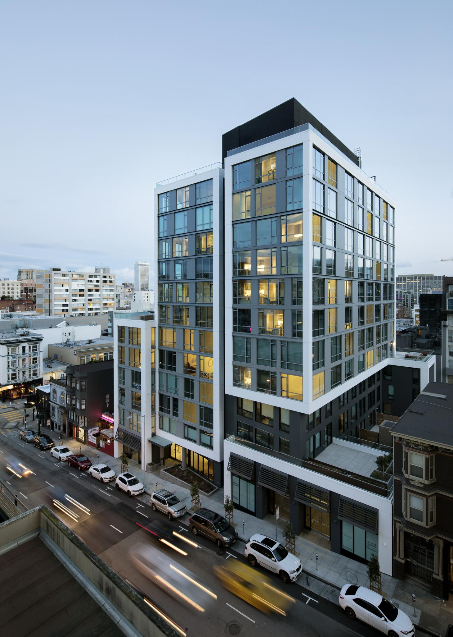 Residential Development The Austin Launches In San Francisco