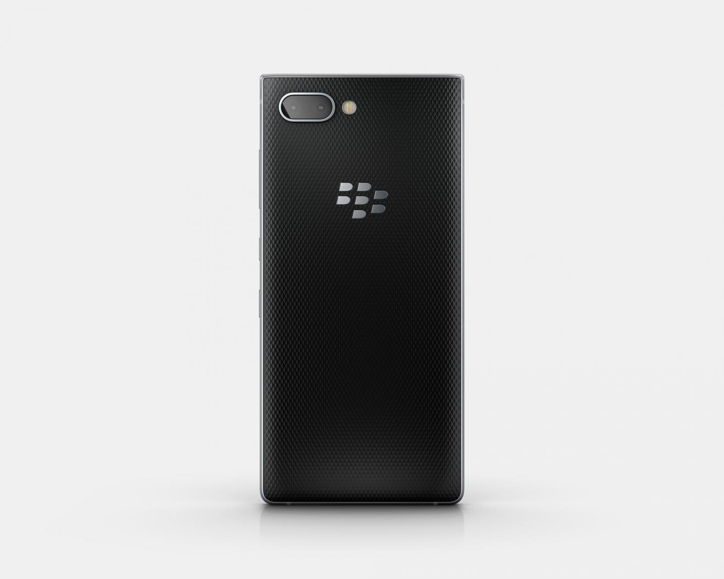 BlackBerry KEY2 smartphone back panel