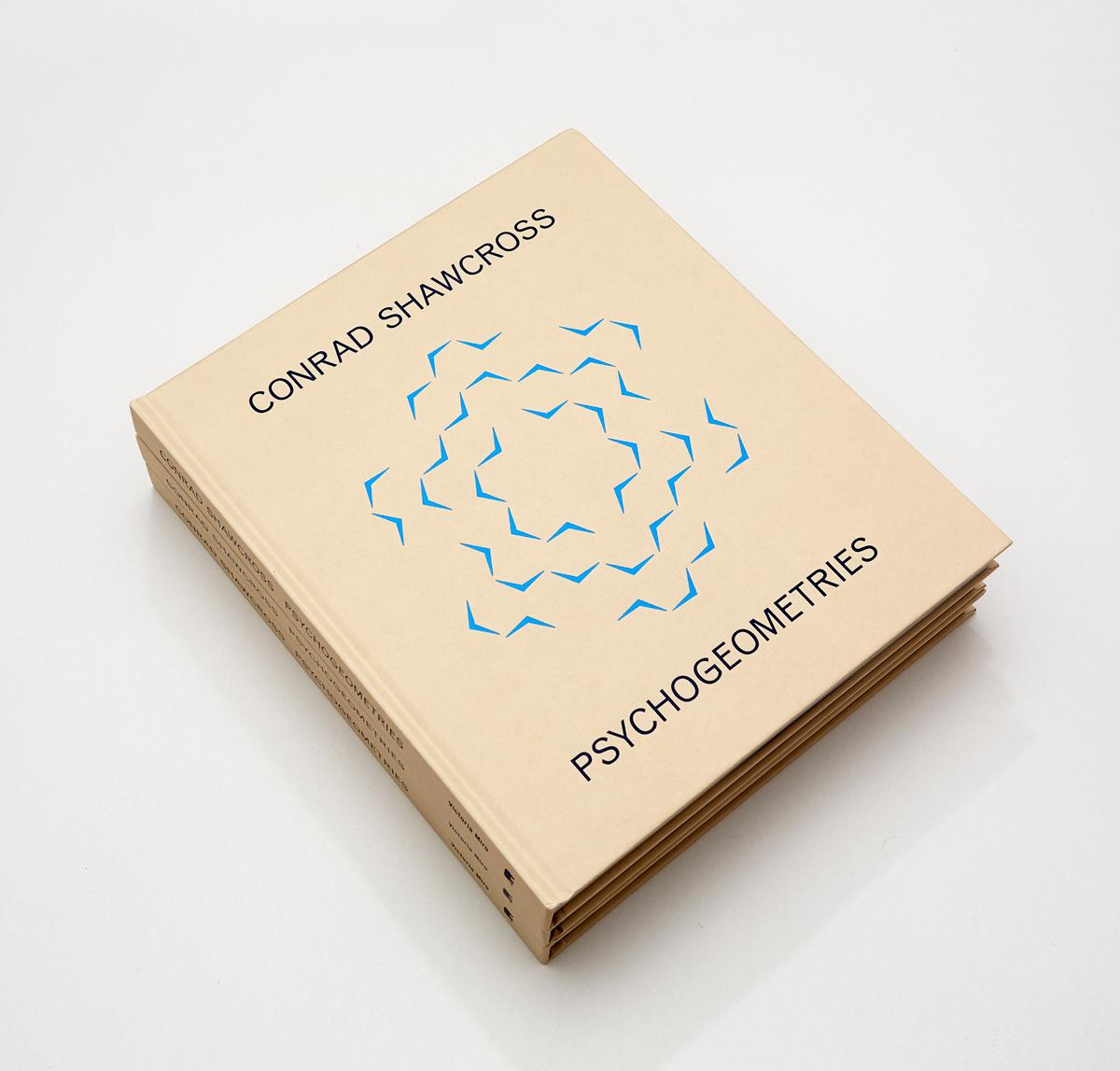 Conrad Shawcross Book Cover