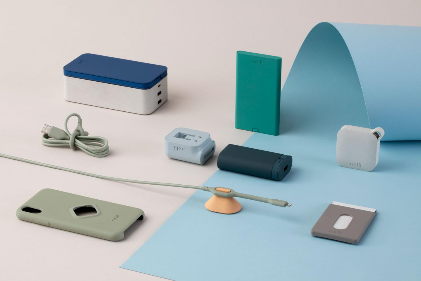 Noli launches new tech at London Design Festival