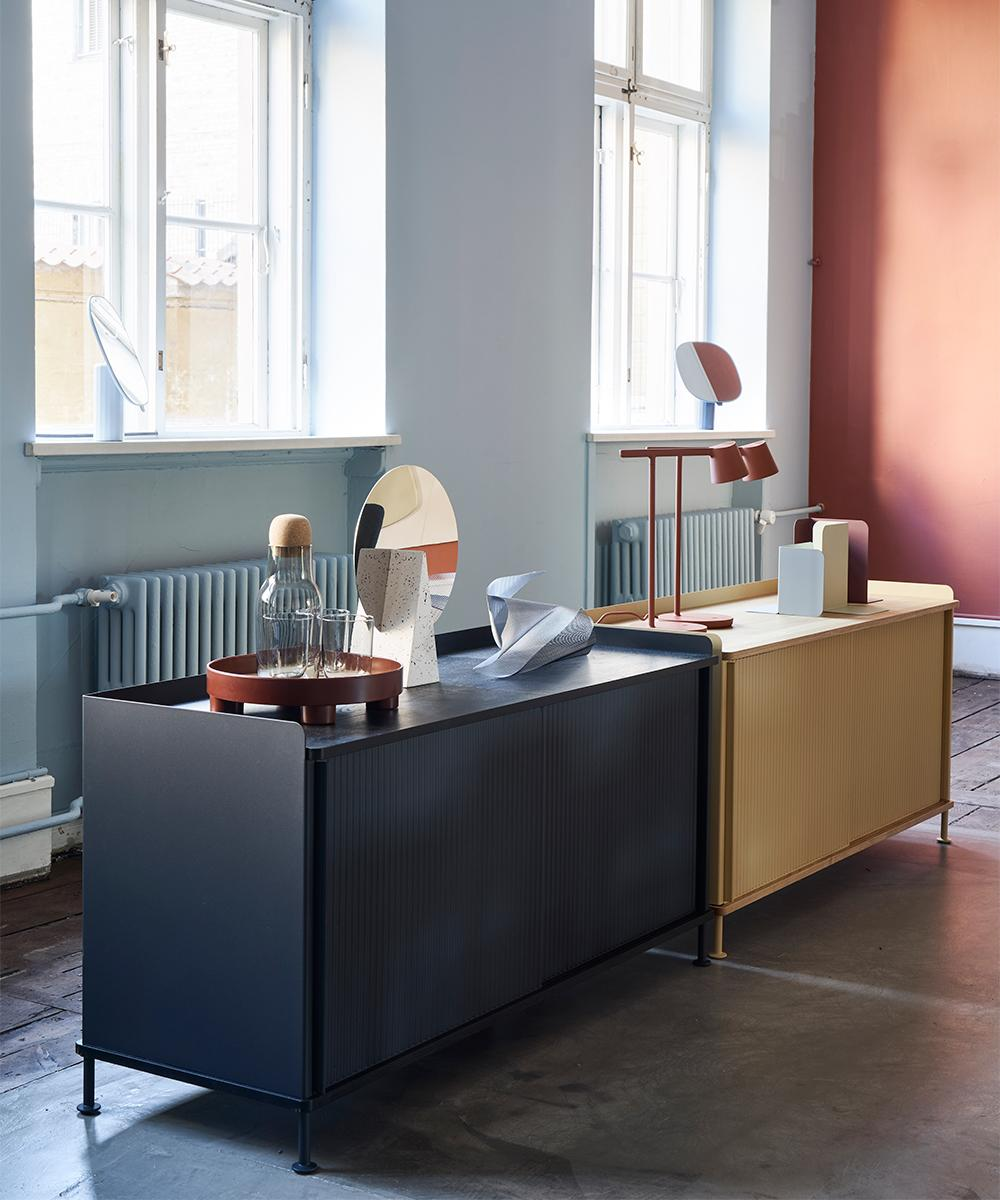 Muuto co-working space at Nomad in Copenhagen