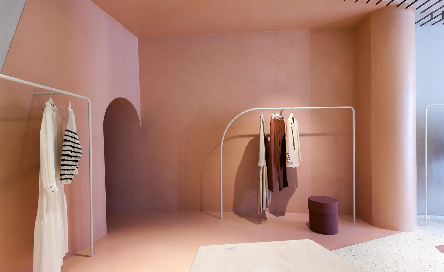 Alysi boutique in Milan by Studiopepe