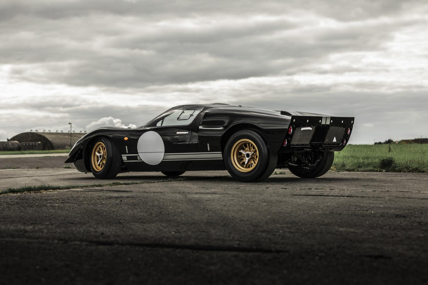 The Superformance GT40 is the next model to be electrified