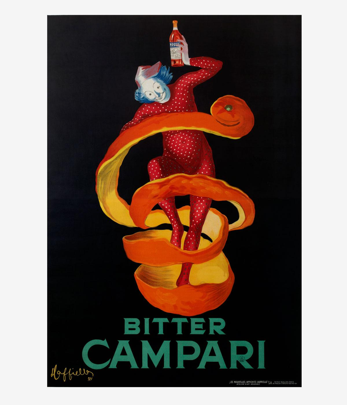 5e455aa9a217 The Art of Campari posters exhibition launches in London