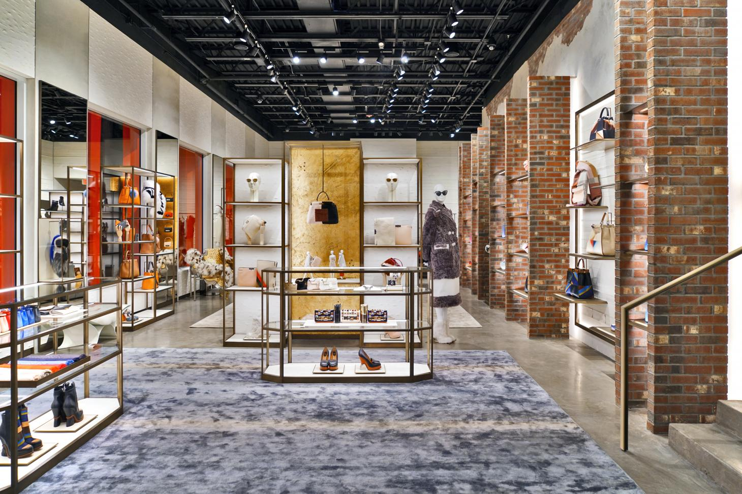 Fendi store Miami Design District