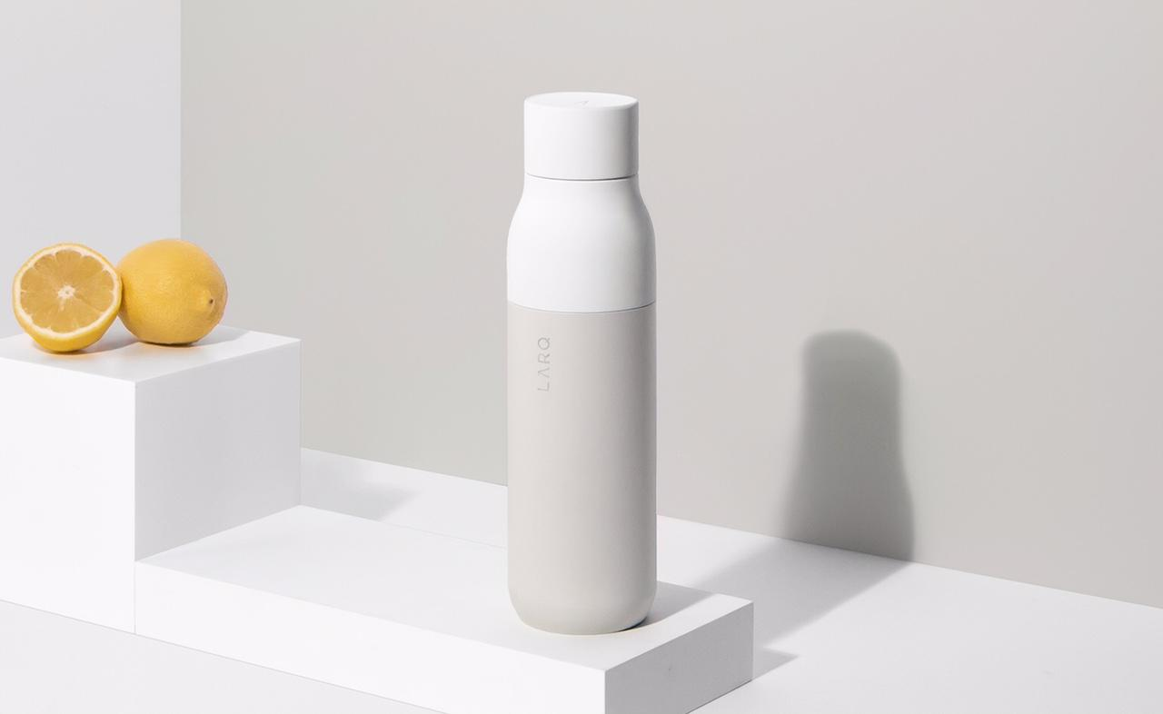 LARQ sustainable water bottles