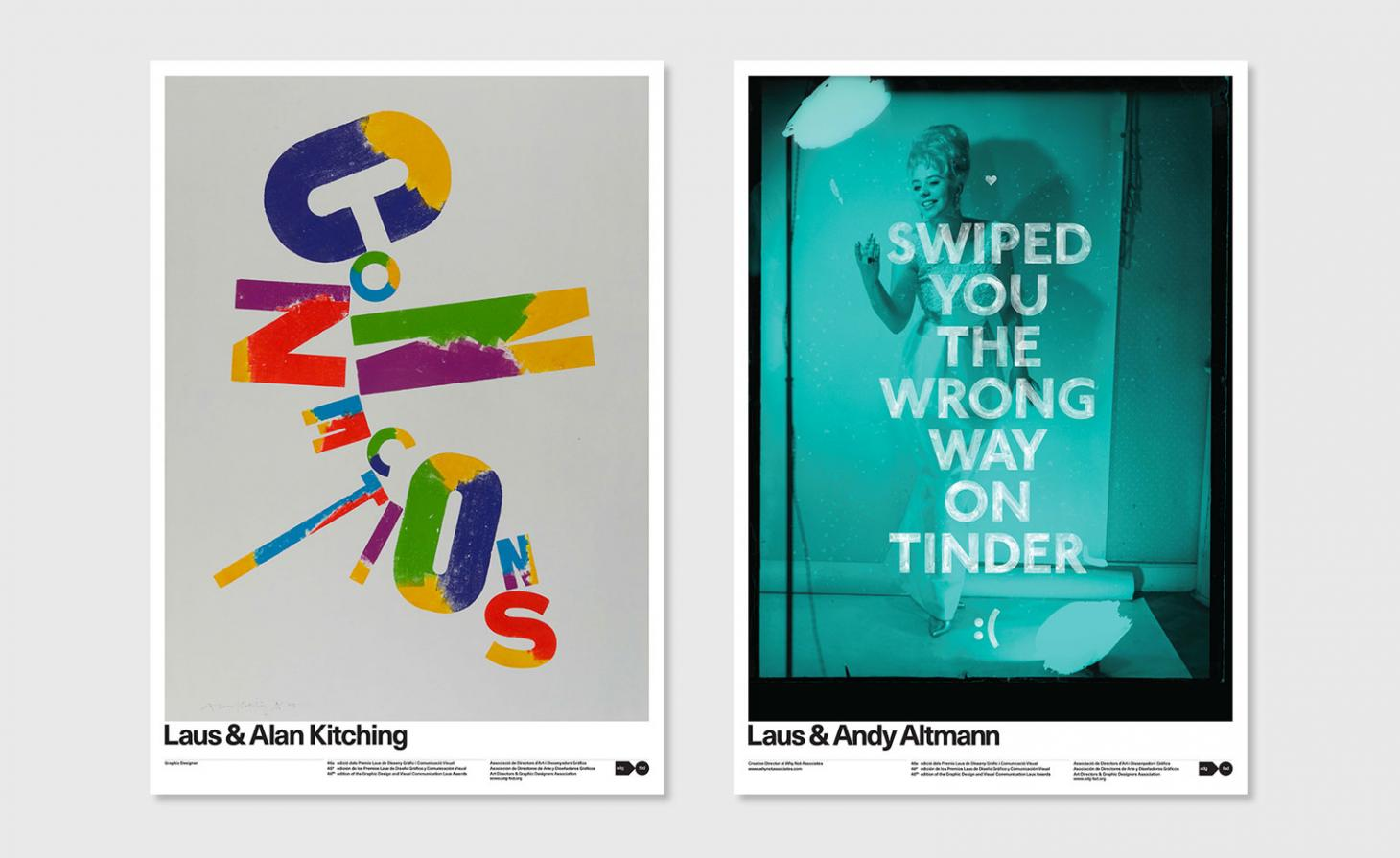 Laus Awards calls on international creatives for poster campaign