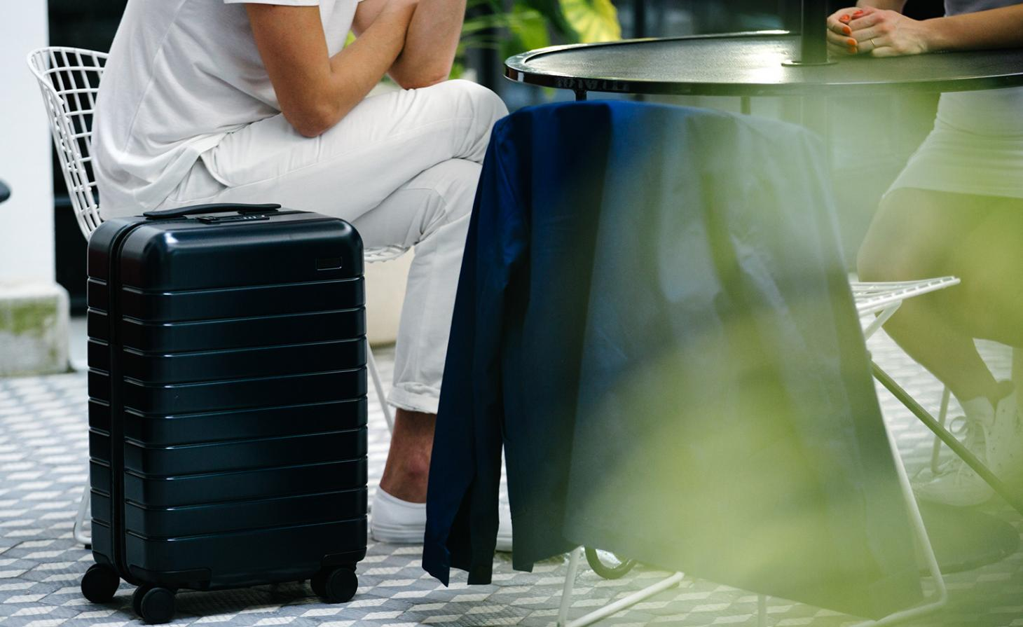 On a roll: Away is the new start-up putting a design spin on luggage