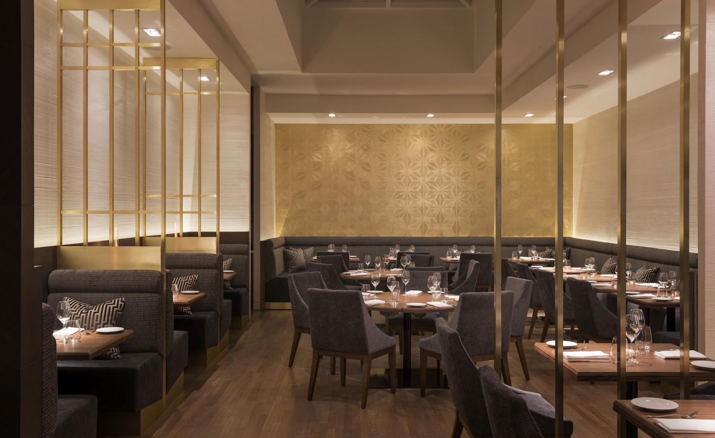 Indian Accent Restaurant Review New York Usa Wallpaper