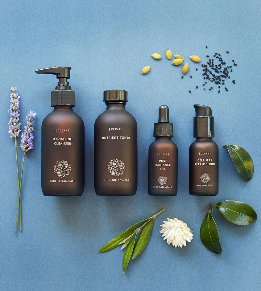 Clean sweep: True Botanicals' toxin-conscious luxury skincare line is a winner