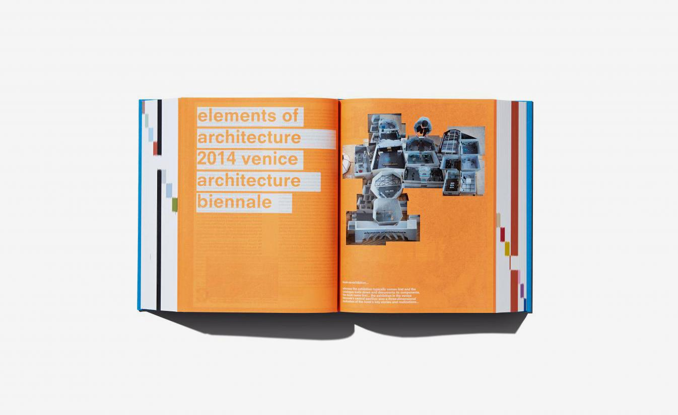 Elements of Architecture, by Rem Koolhaas and Irma Boom