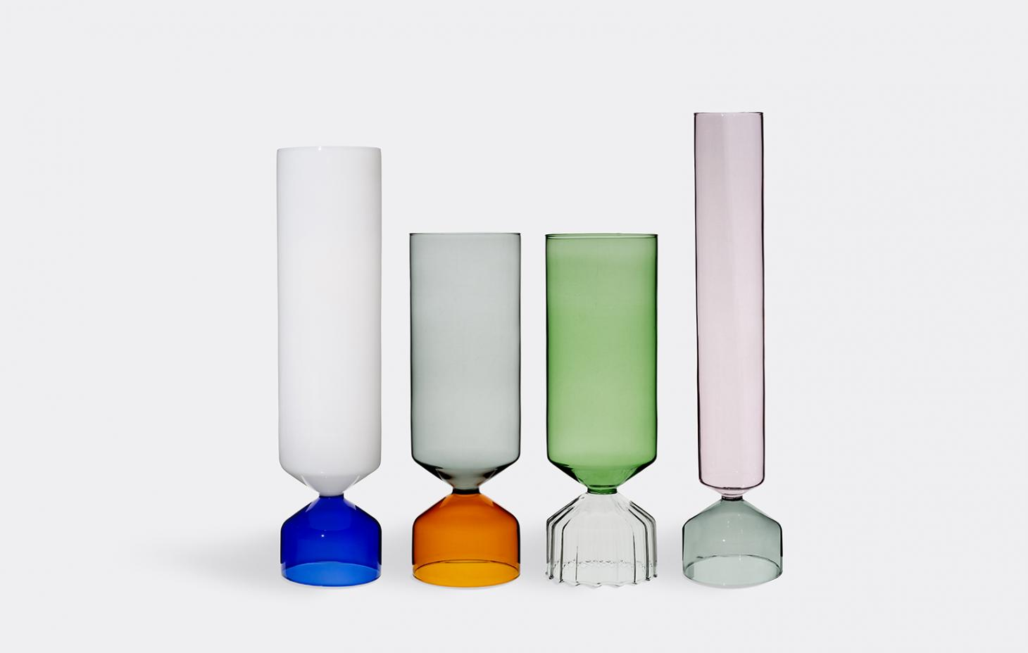 Bouquet vases by Ichendorf Milano
