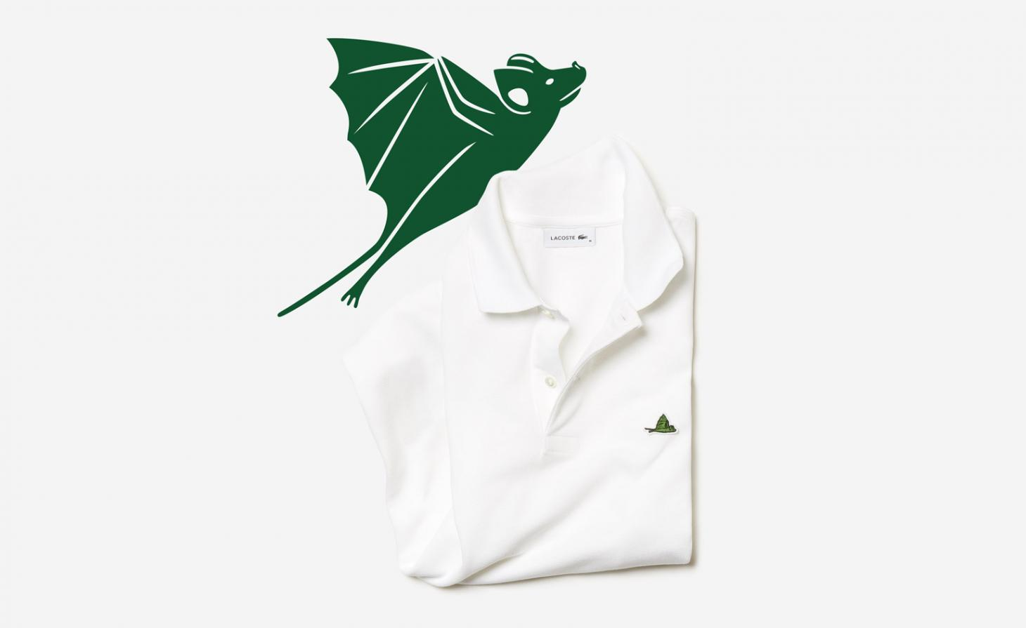 a9643e5f7 In a pledge to save endangered species, Lacoste has teamed up with the  International Union for Conservation of Nature (IUCN) to create ten limited  edition ...