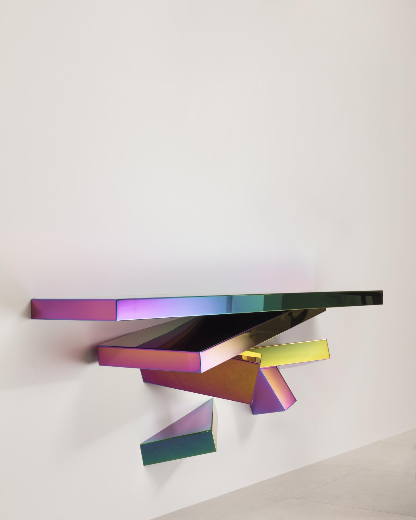 Borderline console, by Hervé van der Straeten, PAD London 2018