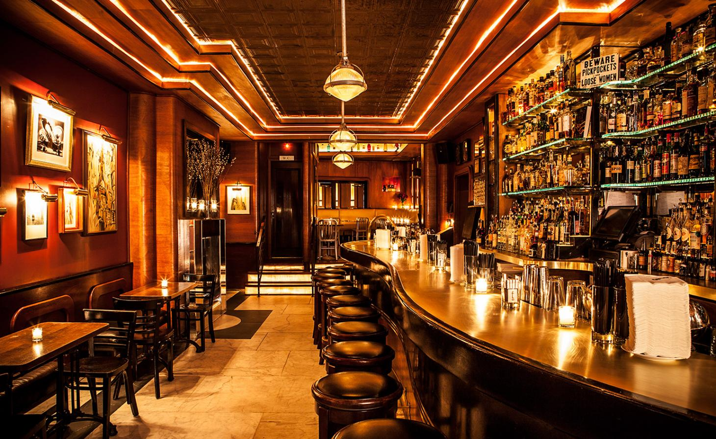 The 13 best NYC secret bars and speakeasies, and how to find them