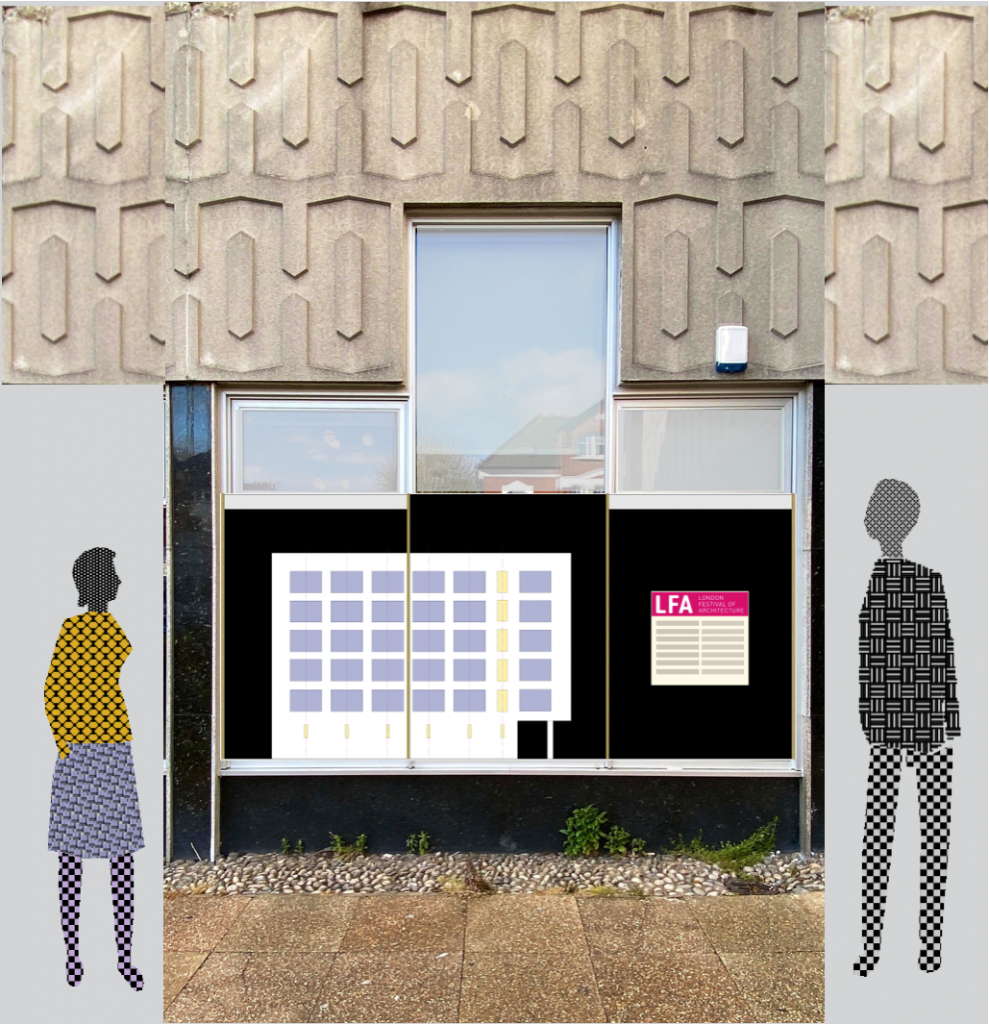home fronts is part of the 2021 London festival of architecture programme