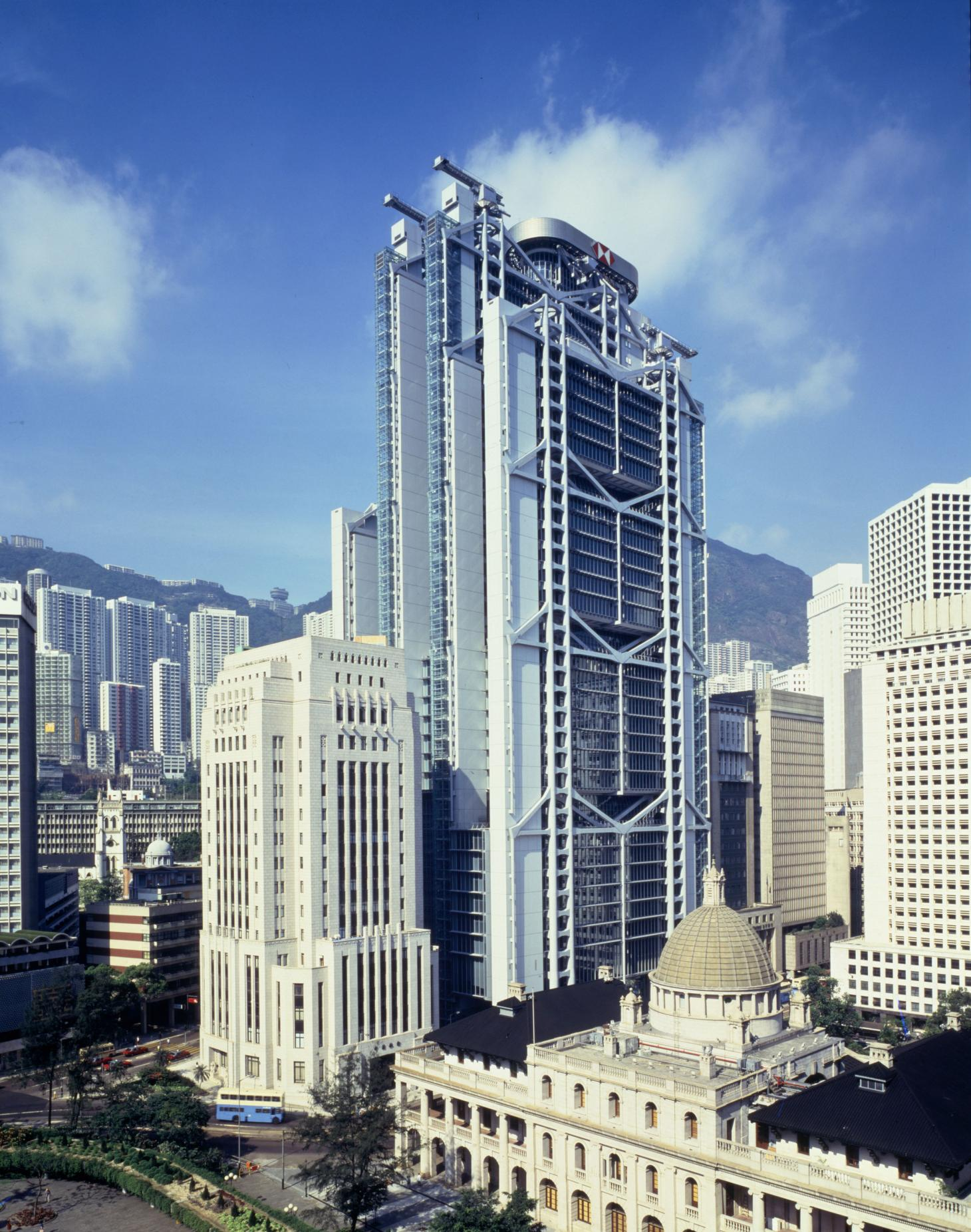 Hong Kong HSBC Tower