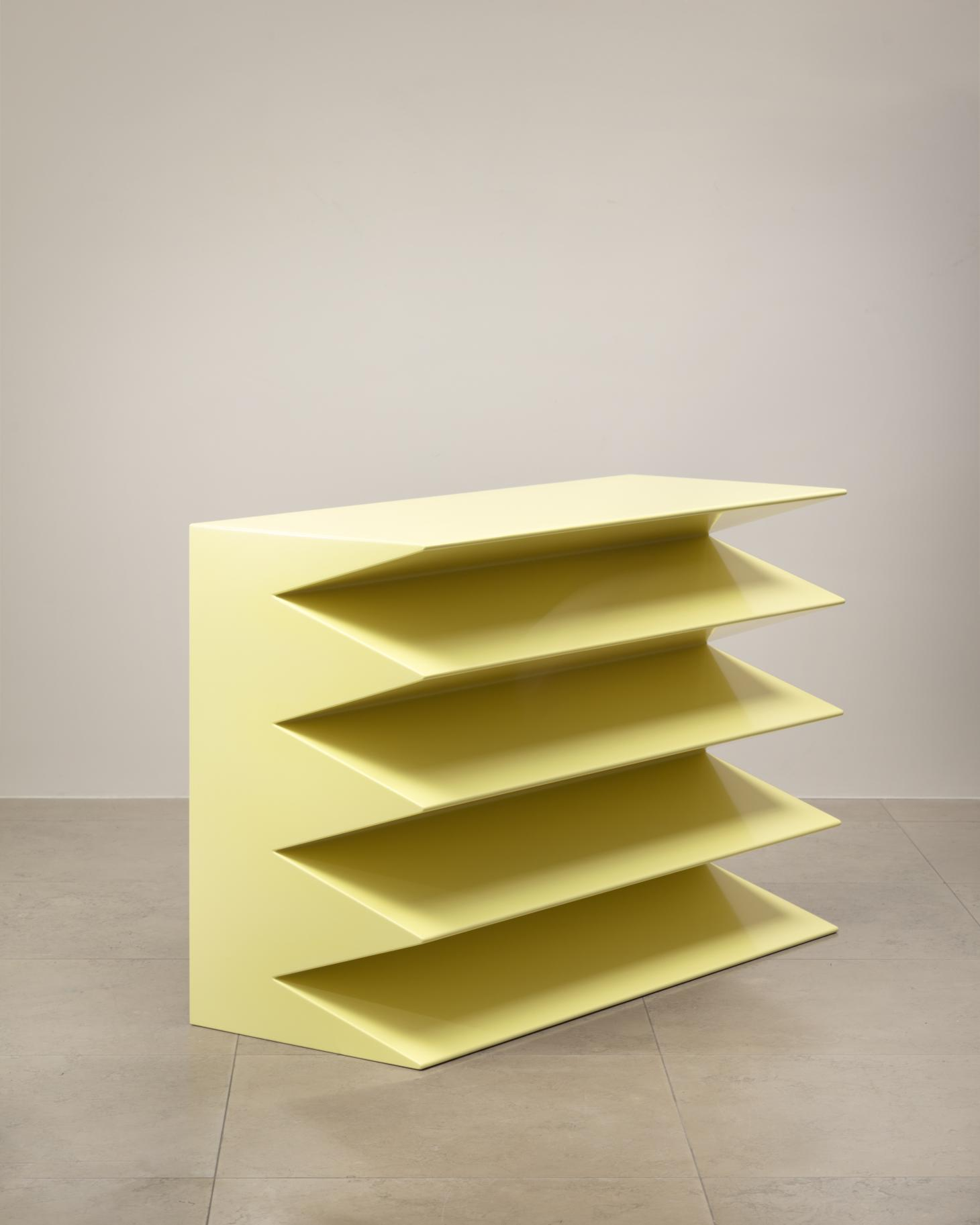Yellow console