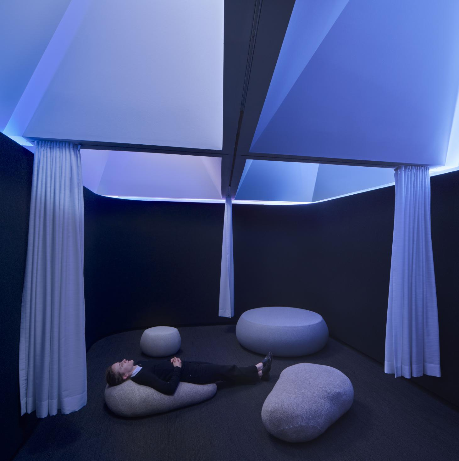 Google Office Meditation Room