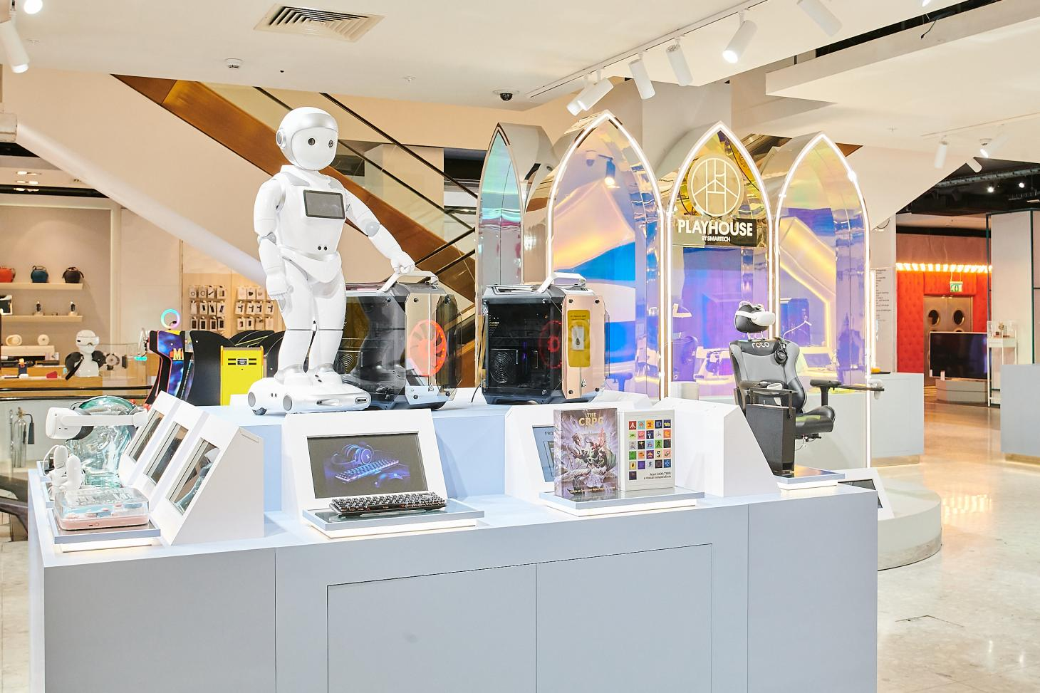 The Playhouse by Smartech space at Selfridges