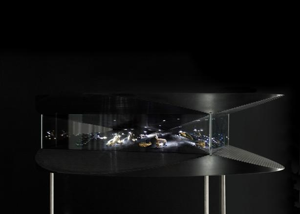 Jewellery designer Hannah Martin teams up with TDO architects and Corian