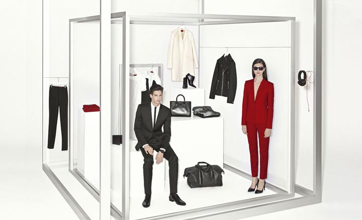 Hugo by Hugo Boss 20th anniversary capsule collection