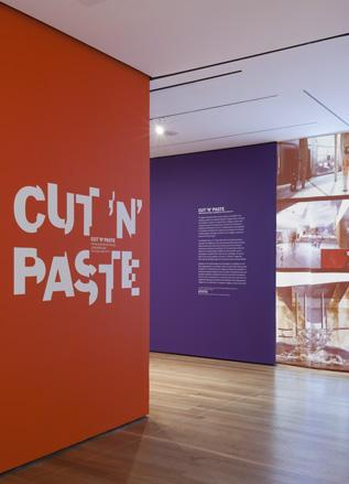 'Cut 'n' Paste': MoMA explores the art of collage