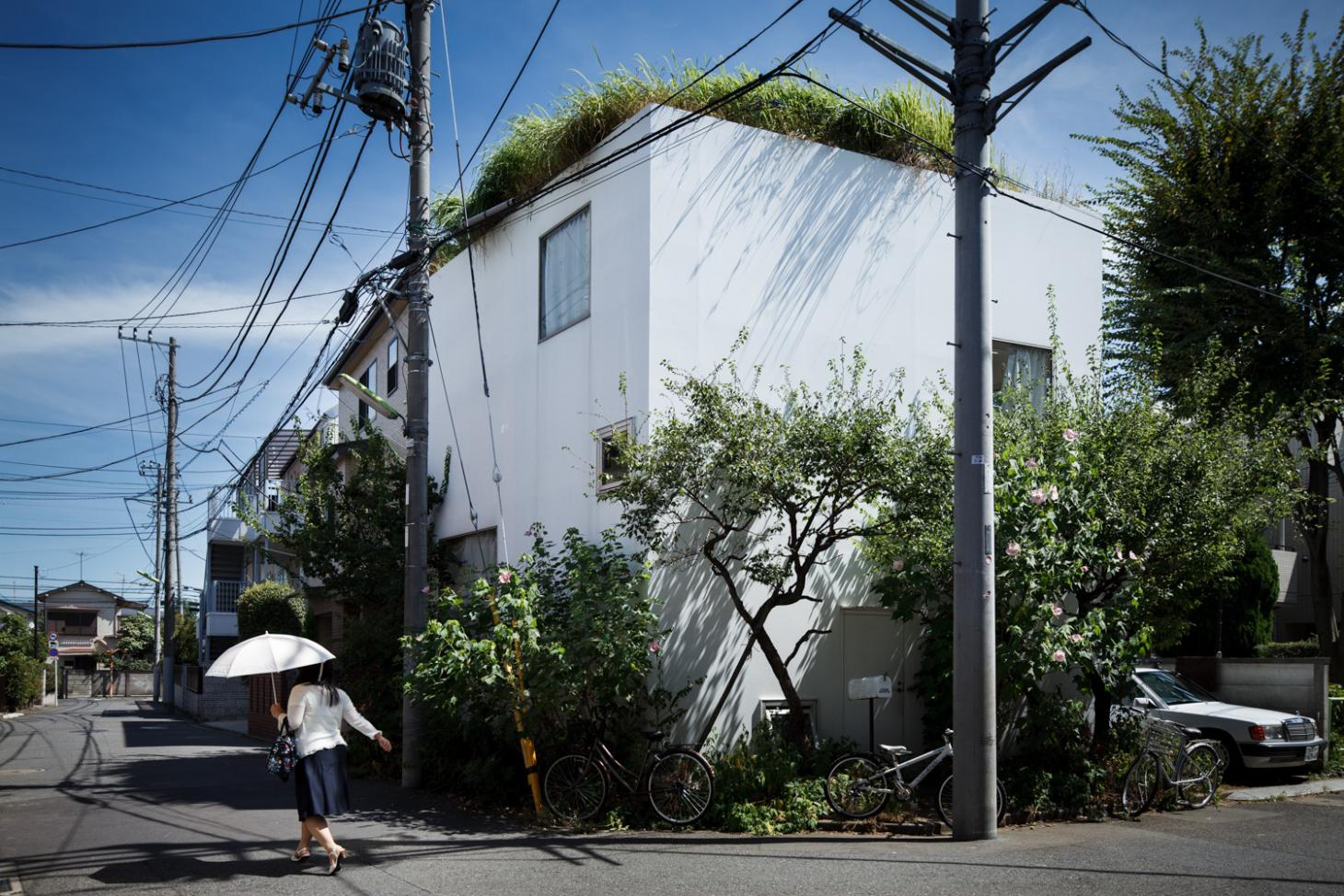 Block party: a new book explores Tokyo's unique family homes