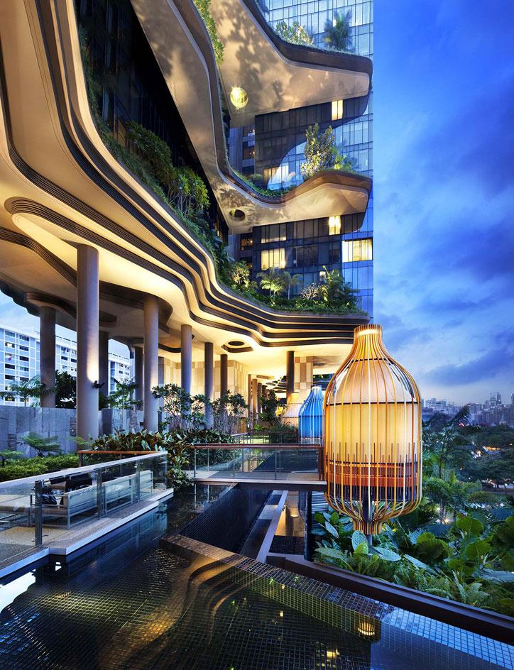 New Horizons: Our Edit Of The Loftiest Hotel Rooftops