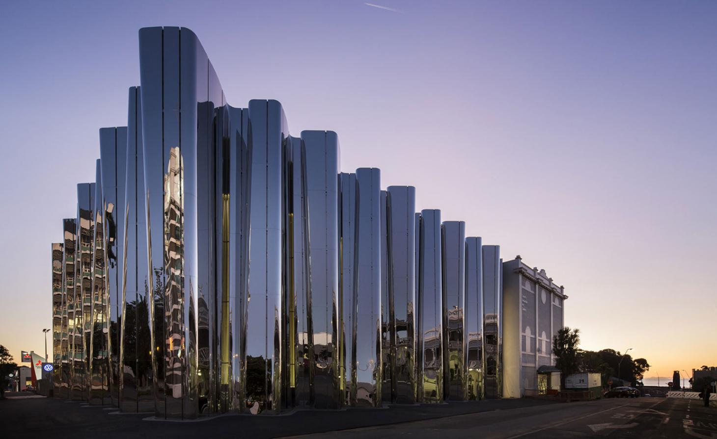 Maori culture and modern art come together at the Len Lye Centre by Pattersons