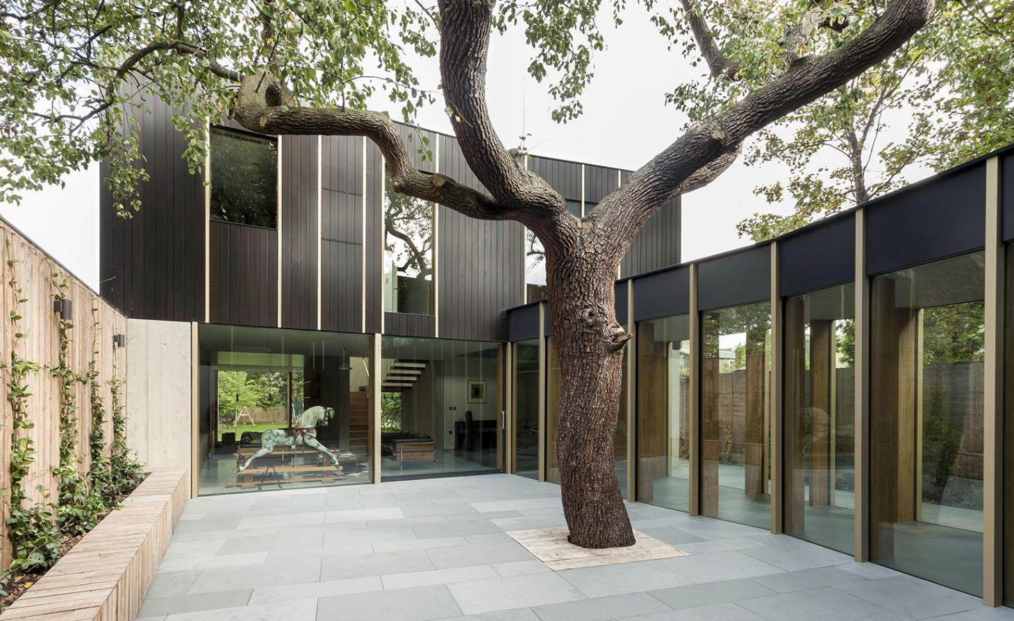 Fruits of one's labour: Edgley Design's Pear Tree House, Dulwich
