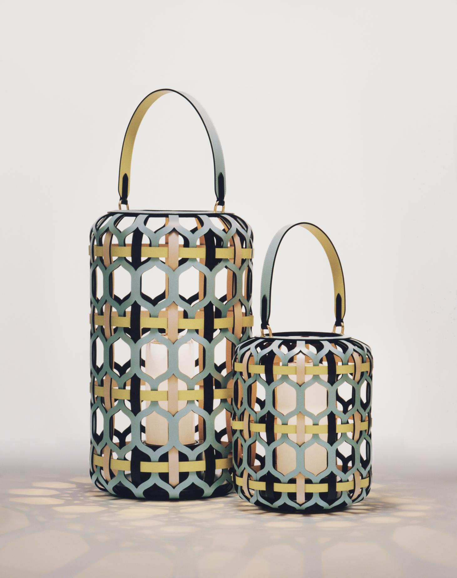Portable Lantern by Louis Vuitton Objects Nomade