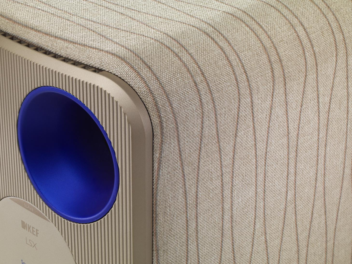 Conran KEF speakers