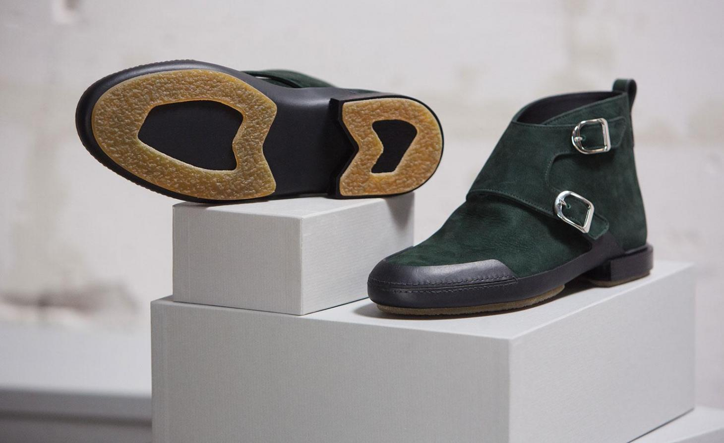 Ascension monk shoe, by Hands of Work